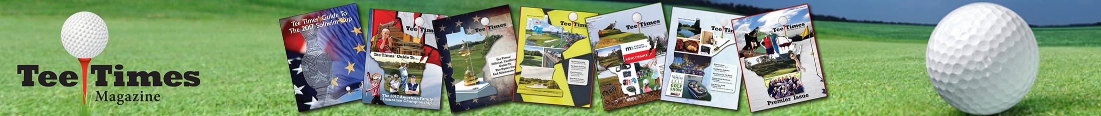 Tee Times Magazine