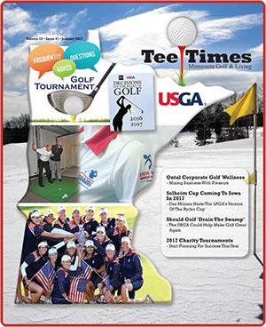 Minnesota Tee Times Magazine January 2017
