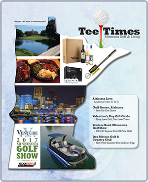 Minnesota Tee Times Magazine February 2017