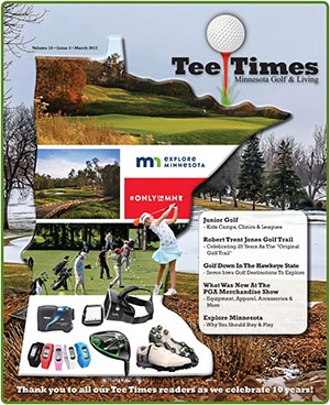 Minnesota Tee Times Magazine March 2017