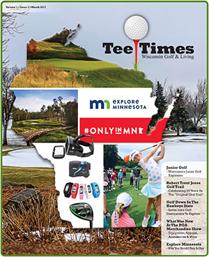Wisconsin Tee Times Magazine March 2017