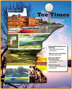 Minnesota Tee Times Magazine April 2017