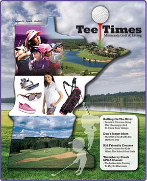 Minnesota Tee Times Magazine May 2017