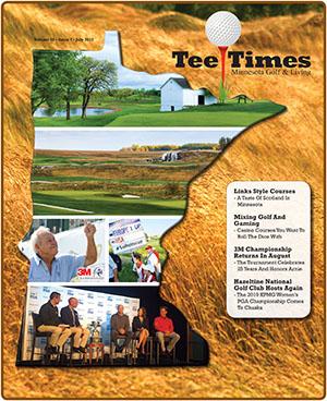 Minnesota Tee Times Magazine July 2017