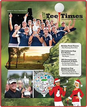 Minnesota Tee Times Magazine September 2017