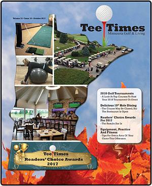 Minnesota Tee Times Magazine October 2017