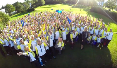 SOLHEIM CUP VOLUNTEERS