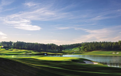 Robert Trent Jones Golf Trail – 100 Miles In Jones' Shoes