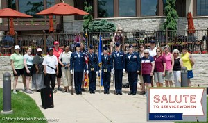 Women Veterans to be Honored at Annual Salute to Servicewomen Golf Classic