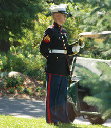 Your Golf Habit Can Support Military Families