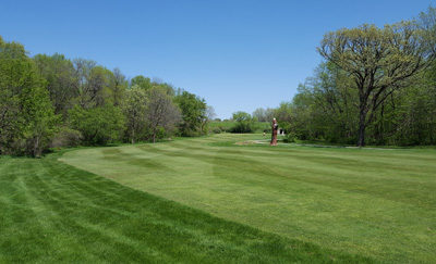 Briggs Woods Golf Course – Just Right