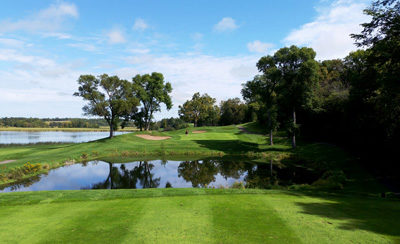 Baker National Golf Course – Playground Rules