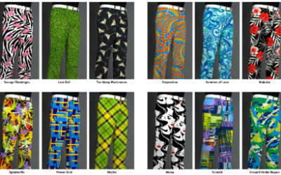 Loudmouth Golf Debuts 13 New Patterns For Fall 2018