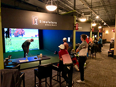 Inside Edge Golf – Fun Times And Growing The Game With Simulators