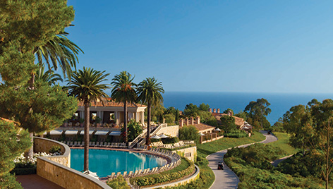 Destination Extraordinaire – The Resort at Pelican Hill