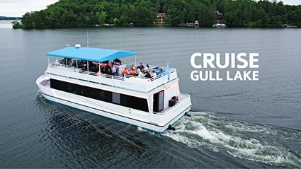Cragun's On Gull Lake – Cruising Along