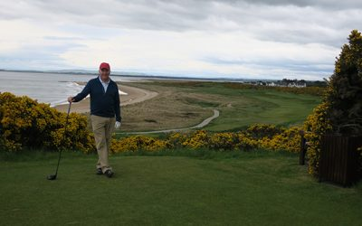 """POWER PLAYERS: A """"Golf Profile"""" Series Player: Brian Knoetze"""