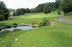 On Top At Clifton Highlands Golf Course