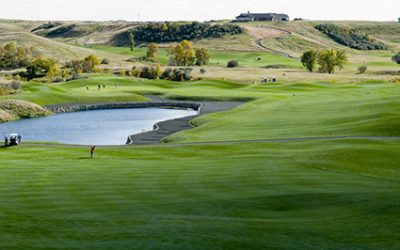 Hawktree Golf Club – Better To Be Lucky