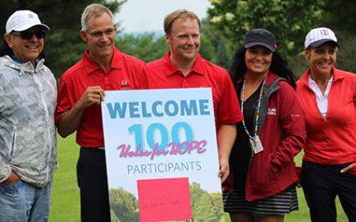 The Minnesota PGA and Treasure Island Resort & Casino Partner to Host 2nd Annual 100 Holes for HOPE