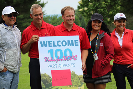 The Minnesota PGA and Treasure Island Resort & Casino Partner to Host 2nd Annual 100 Holes for HOPE