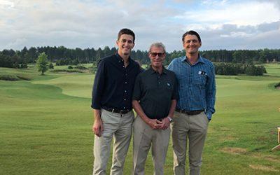 "Power Players – A ""Golf Profile"" Series Sand Valley Developer: Michael Keiser, Jr."