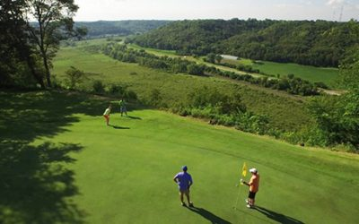 Above And Beyond At Mount Frontenac Golf Course