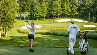"POWER PLAYERS – A ""Golf Profile"" Series CADDIES"