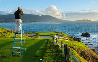 "POWER PLAYERS – A ""Golf Profile"" Series PHOTOGRAPHERS Brian Oar and Evan Schiller"