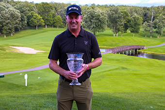 Berry Wins 10th Minnesota PGA Professional Championship