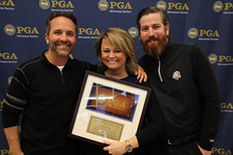 PGA Women's Player of the Year – Lori Money (Deer Run Golf Club)