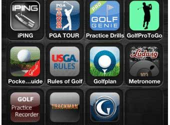 Apps, Apps, And More Golf Apps