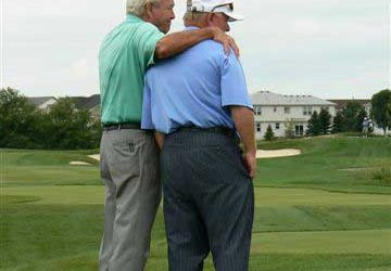 Is Hollis Cavner The Luckiest Man In Golf?