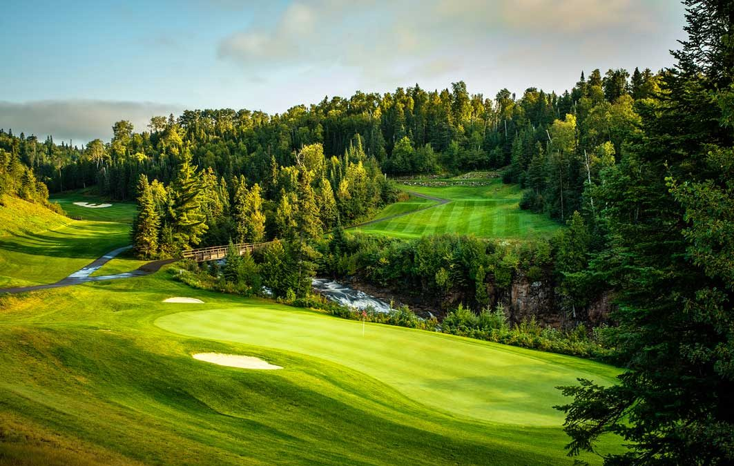 Superior National at Lutsen – The Best Golf Experience In Minnesota