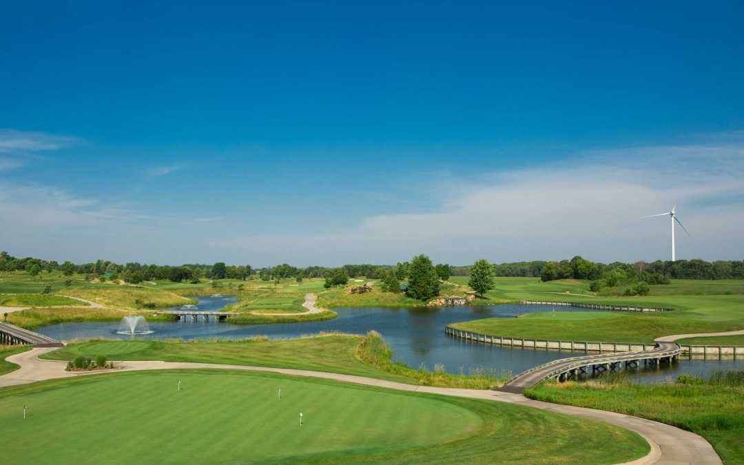 Mystic Lake Casino Hotel – A Golf And So Much More Resort
