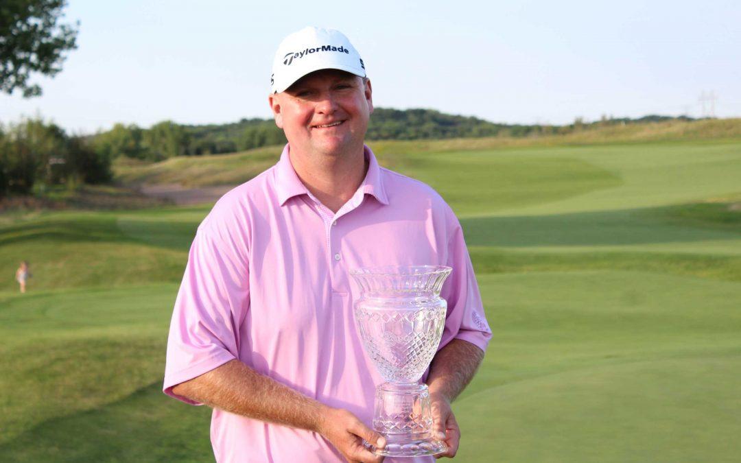 Sorenson Fires 68 to Win Fourth Minnesota PGA Professional Championship