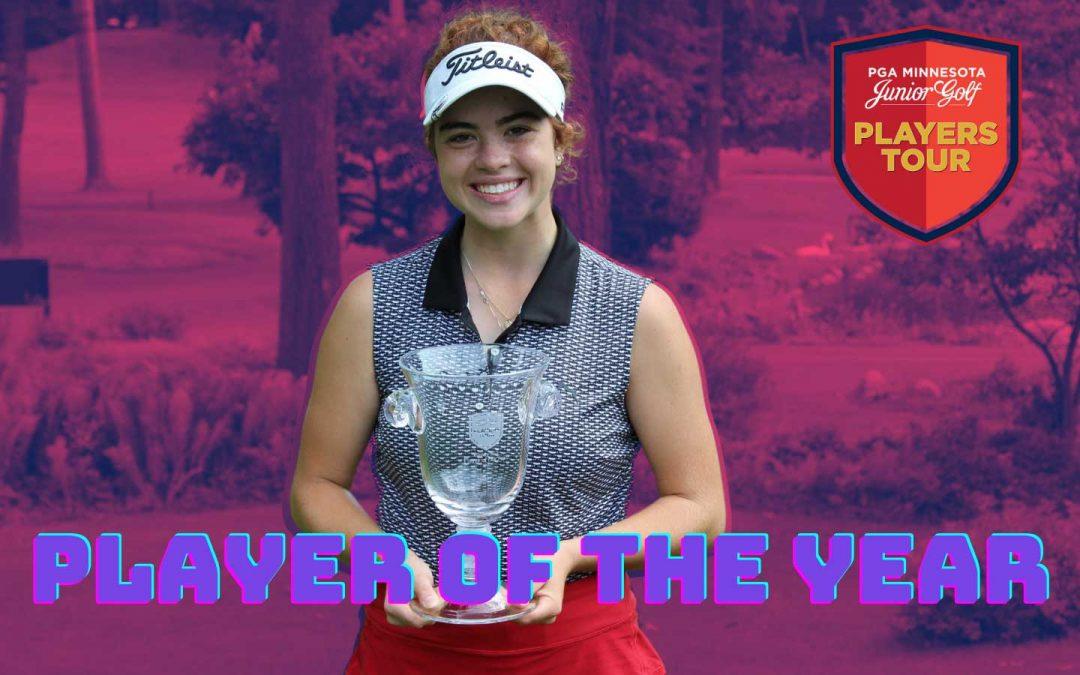 2021 Minnesota PGA Junior Golf Player's Tour Crowns Champions