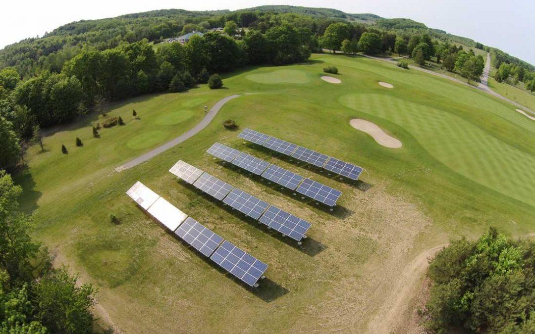 Golf Courses vs. Solar Energy